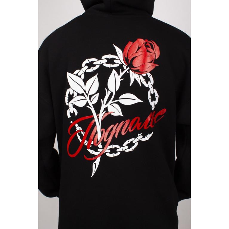 Худи «Роза в цепях»