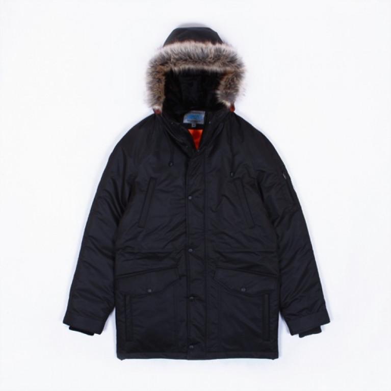 Куртка Anteater Alaska-black