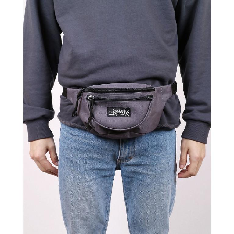 Сумка Anteater waistbag-grey