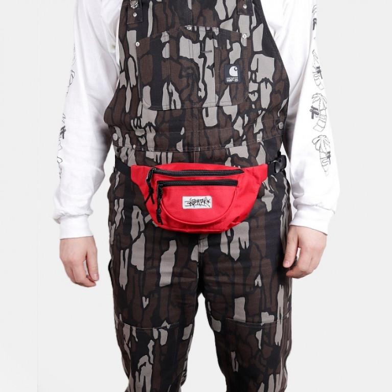 Сумка Anteater waistbag-red