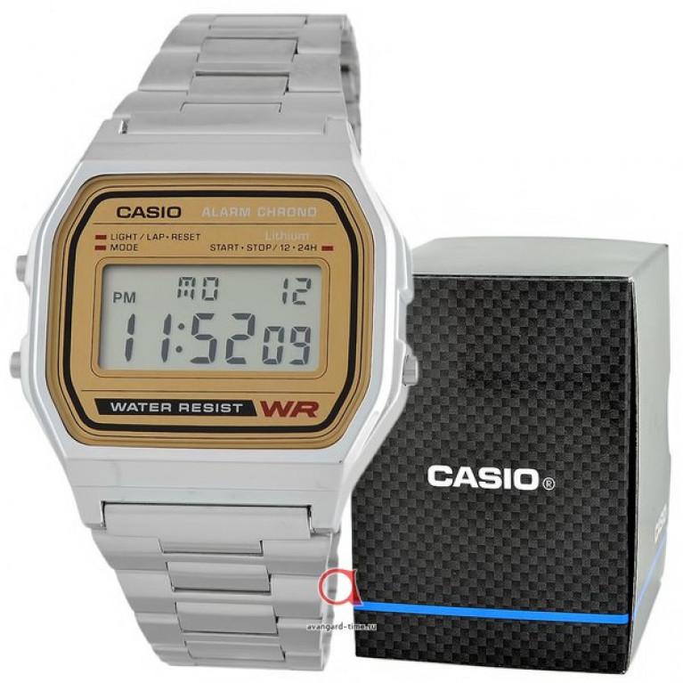 Часы наручные CASIO A-158WEA-9E 593