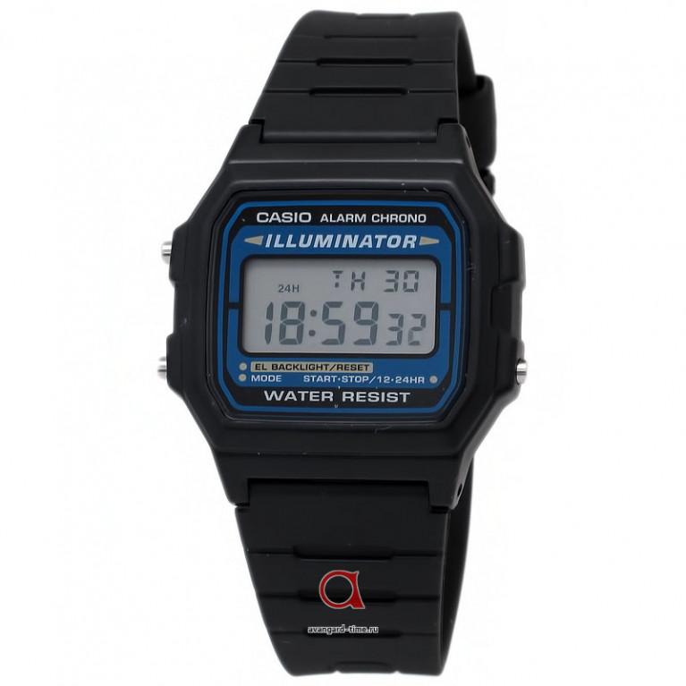 Часы наручные CASIO F-105W-1A 1275