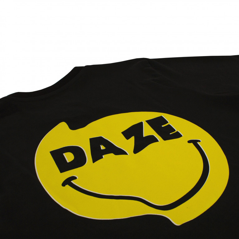 DAZE - Acid T-Shirt Black
