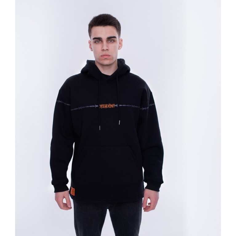 Худи CROSS THE LINE HOODIE