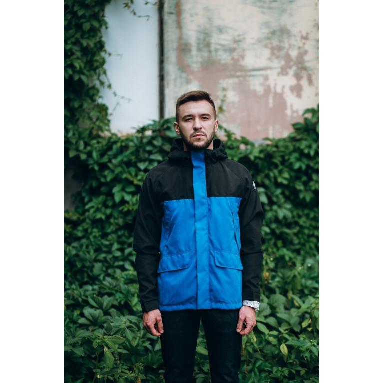 Осенняя куртка Heartland FW18 Черно-Синий