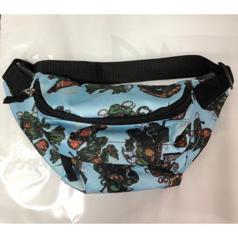 Поясная сумка Джуниор Черепахи Голубой